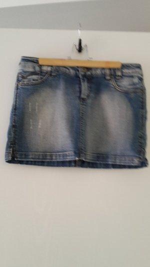 Jeans-Minirock von Only