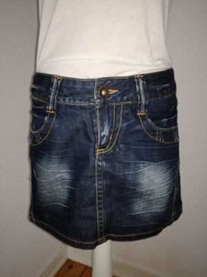 Jeans Minirock von Only