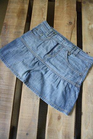 Jeans-Minirock von QS in Gr. 34