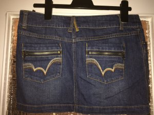 Jeans Minirock von Review