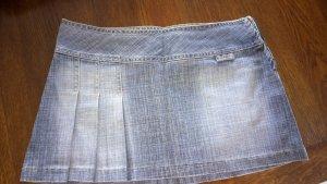 Jeans Minirock von Zara TRF