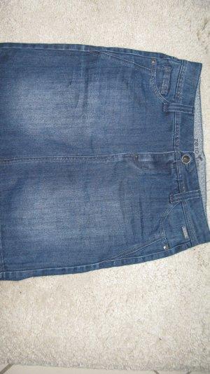 Jeans Minirock von Zero Gr. 36 neuwertig casual