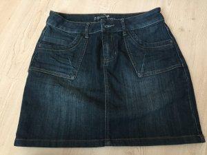 Jeans Minirock von Zero in gr. 36
