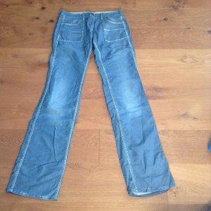 Miss Sixty Pantalon cinq poches bleu