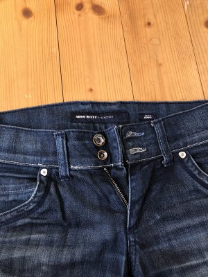 Miss Sixty Baggy Jeans dark blue
