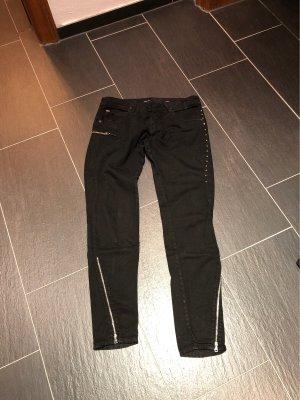 Miss Sixty Low Rise Jeans black