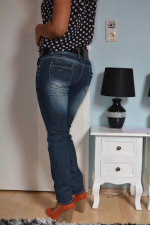 "Jeans ""Miss VIP"" mit toller optik"