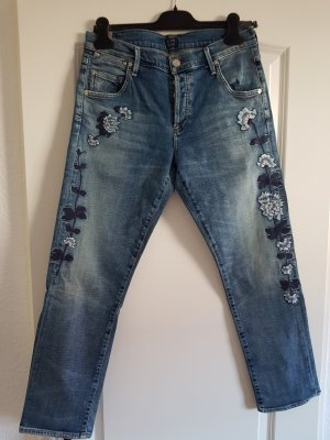 Citizens of Humanity Boyfriend Jeans blue