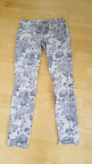 Jeans mit Blumenprint Esprit 28/32