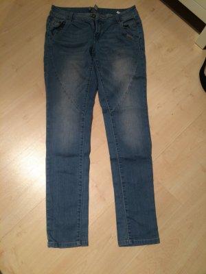 Jeans mit Boyfriendcut
