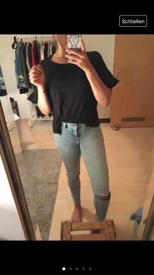 Jeans mit Cut- Outs