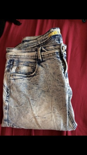 Jeans mit Details