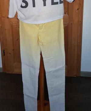 Vero Moda Jeans giallo pallido