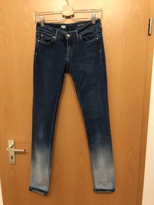 Tommy Hilfiger Slim jeans staalblauw-azuur