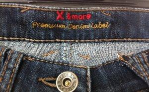 Jeans mit geradem Bein, Gr. 30/32, X & more