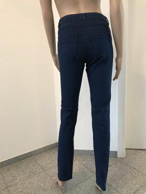 Jeans mit Glitzerstreifen von Biba