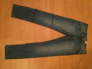 Jeans mit heller Waschung von H&M