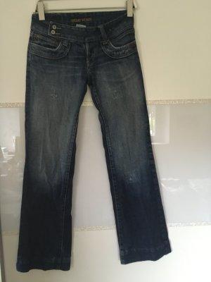 Jeans mit leichtem Schlag von G&S Denim Größe 36