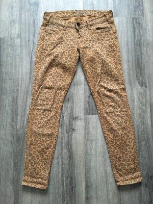 Jeans mit Leopardendruck von Pepe Jeans