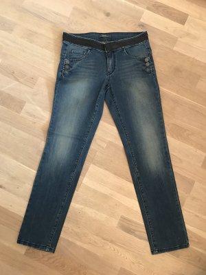 Jeans mit Pailettenbund Esprit in Gr. 27/32