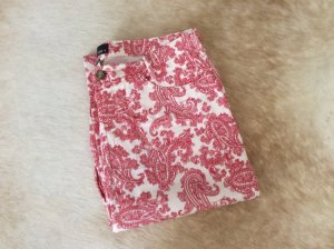 Jake*s Jeans a 7/8 bianco-rosso Cotone