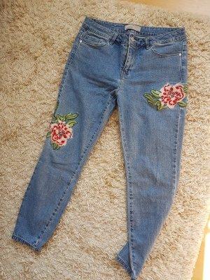 Jeans mit Print