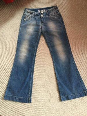 Jeans mit Schlag Take Two