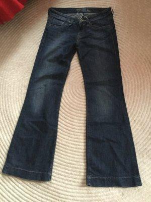 Jeans mit Schlag  von Mavi