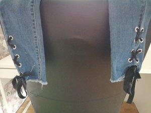Lexxury Low Rise jeans azuur