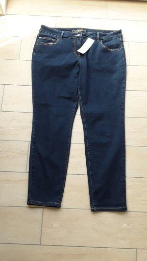 Jeans mit Schmucksteinen gr 44 NEU