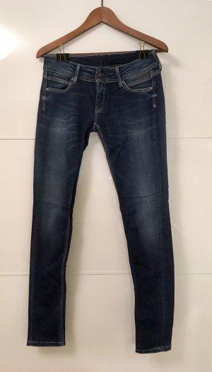 Jeans mit sichtbarer Naht von Pepe Jeans