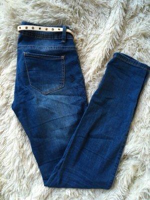 Jeans mit Stick - Kaum getragen