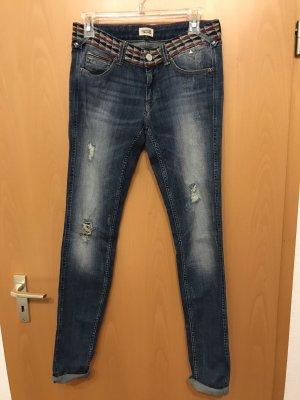 Jeans mit Stickerei Hilfiger Denim