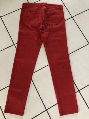 Max & Co. Jeans carotte rouge clair