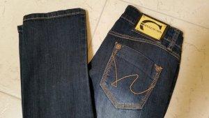 Jeans mit Waschungen