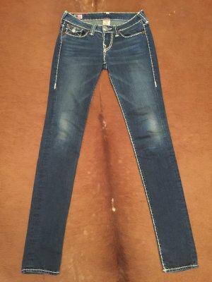 Jeans mit weißen Nähten True Religion 25