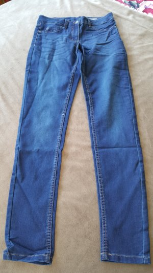 Blue Motion Skinny Jeans blue