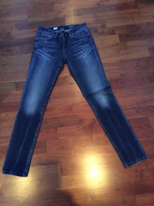 Tommy Hilfiger Jeans a sigaretta blu acciaio Cotone