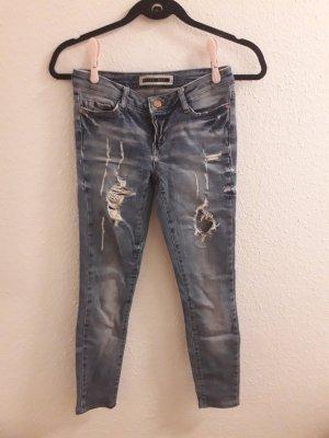 Jeans Noisy may Größe 34 XS blau