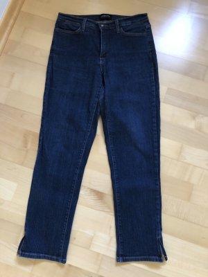 NYDJ Stretch jeans donkerblauw-blauw