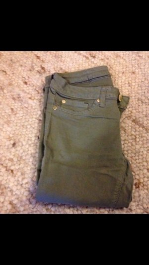 Jeans Olive