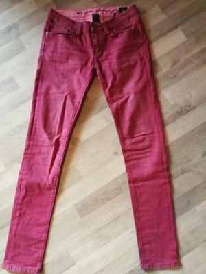 Jeans one green elephant - pinke Waschung
