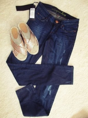 Jeans Only A-Linie gerades Bein 25/32