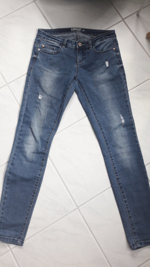 Jeans ONLY CORAL 27/30 inch ☆tolle Waschung☆