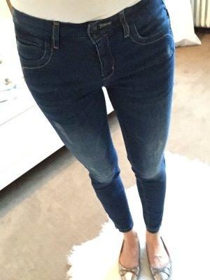 Jeans ONLY dunkelblau