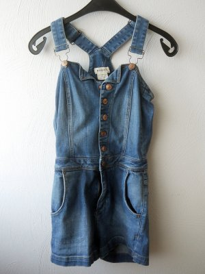 Jeans Overall/Latzshorts, XS/S, H&M