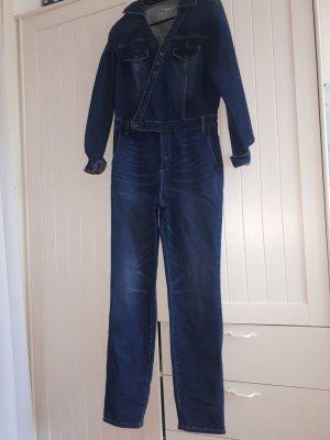 Arizona Jumpsuit donkerblauw