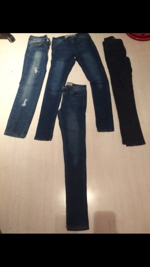 Jeans Paket 4 Teilig