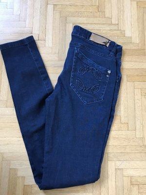 Patricia Pepe Tube Jeans dark blue