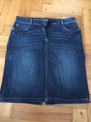Jeans Pencil Skirt von M&S, Größe 38 (UK 10)